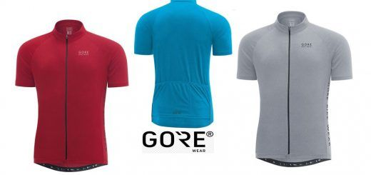 Maillot Gore Wear C3