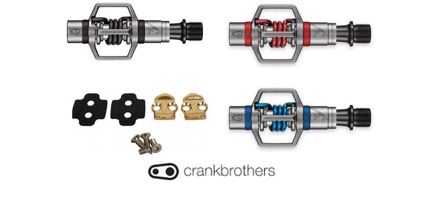Pedales Crank Brothers EggBeater 3