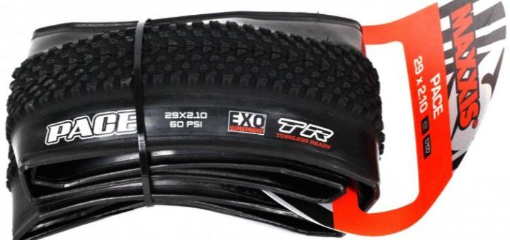 Cubierta Maxxis Pace 29